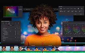 【F178】达芬奇调色软件专业版 DaVinci Resolve Studio 17.3 Win/Mac中文破解版