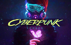 【F201】20首高质量赛博朋克科技感音乐-16G-Triune Digital – Cyberpunk Scores