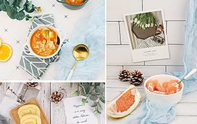 【J991】如何拍摄烘焙美食技巧教程