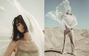 【J1006】人像摄影课程:模特引导、服装搭配、照片调色与排版