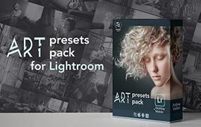 【P916】俄罗斯近卫人像摄影师Andrew Vasiliev高级感电影LR预设Andrei Vasiliev Art Lightroom Presets