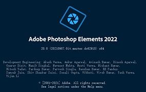 【S47】Adobe Photoshop Elements 2022和 Premiere Elements 2022支持WIN