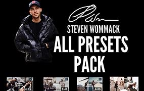 【P930】100个Steven Wommack All Presets Pack 所有LR预设包手机版滤镜